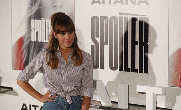 Aitana Ocaña coge las riendas de su carrera: esta es la prueba