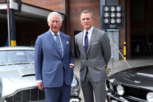 De príncipe a espía: el nuevo 'trabajo' de Carlos de Inglaterra