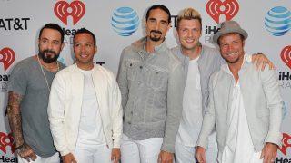 Los Backstreet Boys se preocupan, y mucho, por su imagen / Gtres