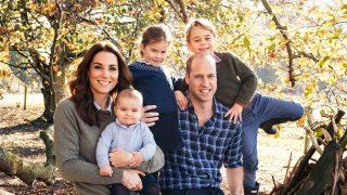 Los duques de Cambridge y sus hijos / Gtres