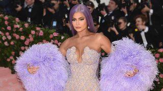 Kylie Jenner, durante la pasada gala MET / Gtres