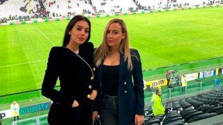 Georgina Rodríguez y su hermana, Ivana / Instagram