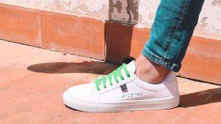 La originalidad de las zapatillas reside en su tacto / Timpers