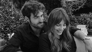 Andrea Duro y Juan Betancourt, la regla de oro del modelo / Instagram.