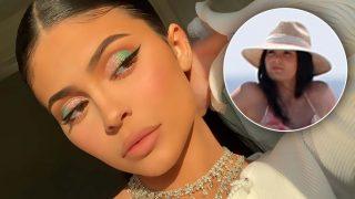 GALERÍA: La prueba de que el 50% de la cara de Kylie Jenner es maquillaje