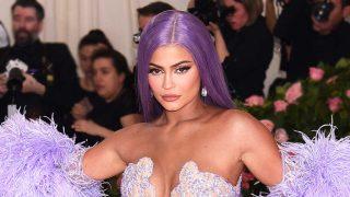 Kylie Jenner en la última edición de la gala MET / Gtres