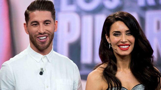 Sergio Ramos y Pilar Rubio,