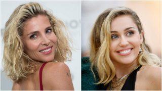 Elsa Pataky y Miley Cyrus, hasta ahora cuñadas /Gtres.