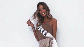 Marta López representa a Jaén en Miss World Spain/ Instagram