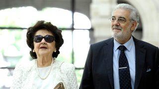 Así es Marta Ornelas, la esposa de Plácido Domingo que ahora se enfrenta al escándalo / Gtres