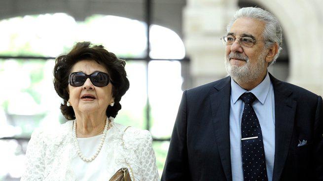 Marta Ornelas Plácido Domingo