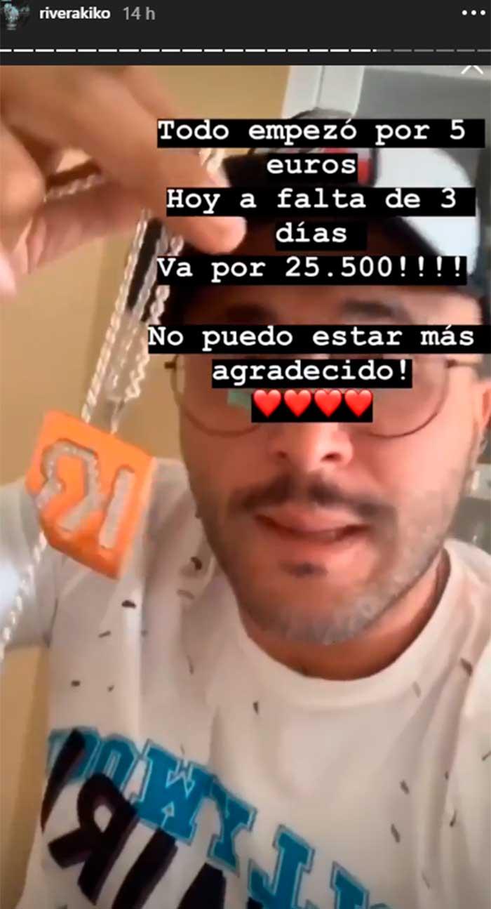 Descubre cómo Kiko Rivera está a punto de ganar más de 100.000 euros