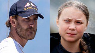 La travesía extrema de Pierre Casiraghi con la joven activista Greta Thunberg / Gtres