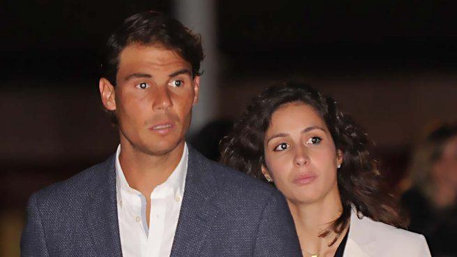 Rafa Nadal y Xisca Perelló