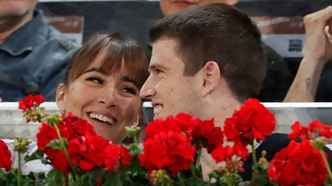 Aitana y Miguel Bernardeau