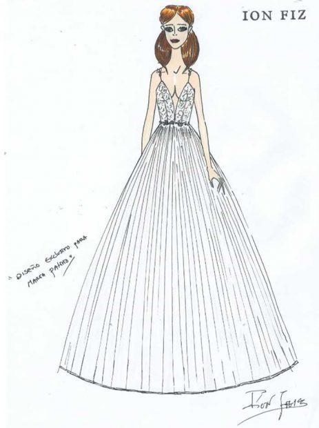 EXCLUSIVA: Ion Fiz nos desvela todos los secretos del «vestido exprés» de María Patiño