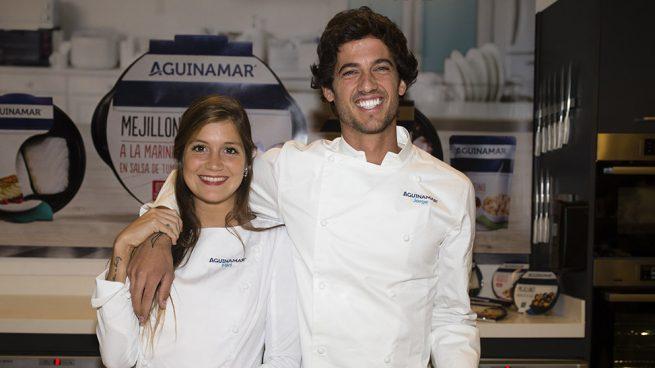 Miri Pérez y Jorge Brazález