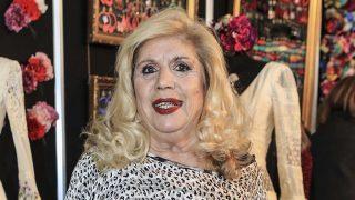 Primera imagen de María Jiménez tras su salida del hospital/ Gtres