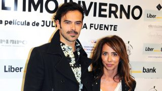 María Patiño y su ya marido, Ricardo Rodríguez, en una imagen de archivo / Gtres
