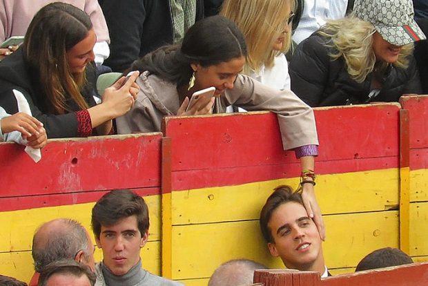 Victoria Federica, Gonzalo Caballero