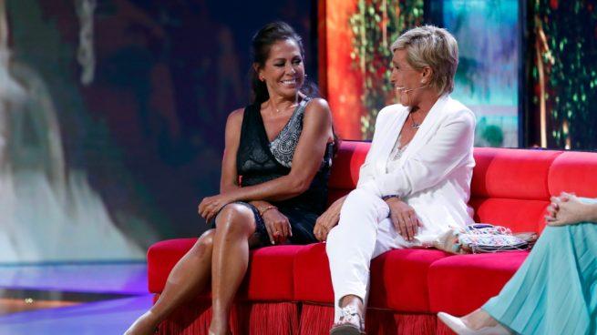 Isabel Pantoja y Chelo García-Cortés