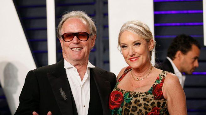 Margaret DeVogelaere y Peter Fonda