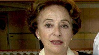 Fallece Encarna Paso a los 88 años de edad/ RTVE