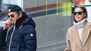 Irina Shayk y Bradley Cooper, en una imagen de archivo / Gtres