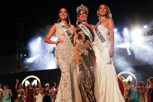Miss World Spain, María del Mar Aguilera