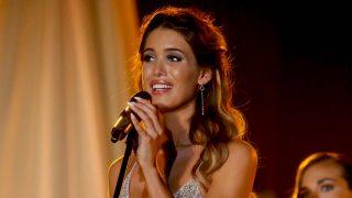 Marta López denuncia los ataques que ha recibido en Miss World Spain por ser novia de Kiko Matamoros/ Gtres