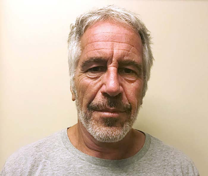 Jeffrey Epstein se ahorcó en prisión / Gtres.