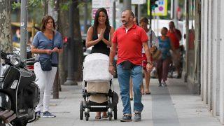 GALERÍA: Begoña Villacís se reincorpora al trabajo junto a su bebé / Gtres