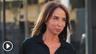 María Patiño se pronuncia sobre la celebración de su boda en España / Gtres