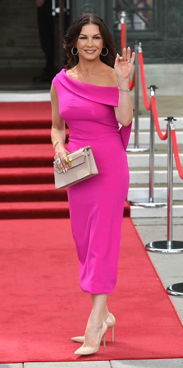 Catherine Zeta Jones en una imagen reciente / GTRES