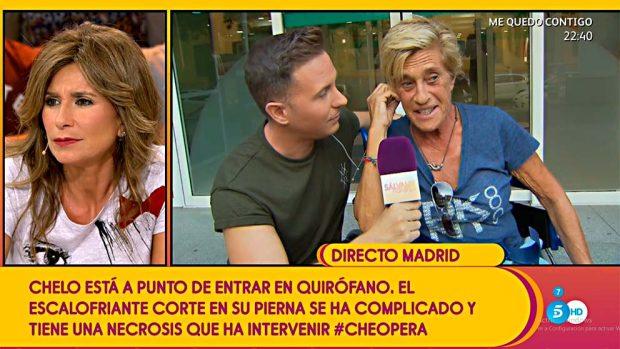 Chelo García-Cortés Sálvame