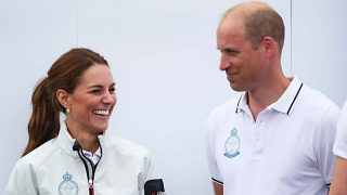 Los duques de Cambridge, Kate Middleton y el príncipe Guillermo / Gtres