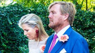 El nuevo look de Guillermo de Holanda en el último adiós de su tía la princesa Cristina / Gtres