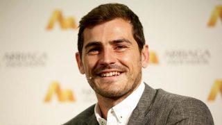 Iker Casillas saca a la luz la imagen más 'avergonzante' de su pasado/ Gtres