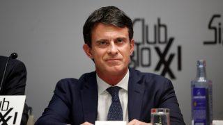 Manuel Valls no quiere que Malú y Albert Rivera estén en su boda / Gtres