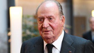 El rey Juan Carlos / Gtres