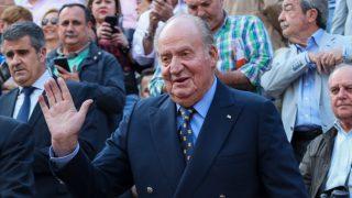 El rey Juan Carlos, en una imagen de archivo / Gtres.