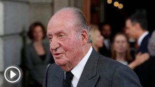 El rey Juan Carlos, fuera de quirófano / Okdiario-Gtres.