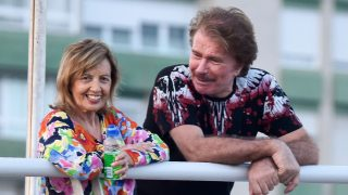Edmundo Arrocet y María Teresa Campos, en una imagen de archivo / Gtres.