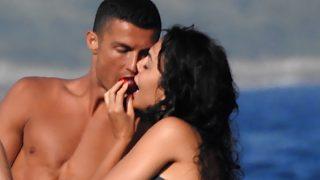 Cristiano Ronaldo y Georgina Rodríguez en una imagen de archivo / Gtres