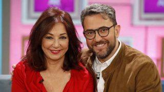 Máxim Huerta y Ana Rosa Quintana en una imagen de archivo / GTRES