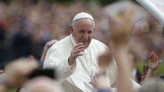 El Papa Francisco en una imagen de archivo /Gtres