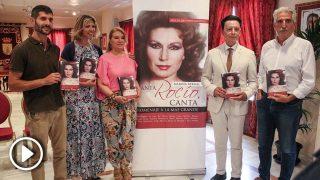 La hermana de Rocío Jurado y Ortega Cano desgranan las claves del nuevo libro 'Canta, Rocío, canta' / Gtres