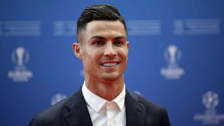 Cristiano Ronaldo en Mónaco durante el sorteo de la Champions League /Gtres