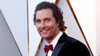 Matthew McConaughey en una imagen de archivo / Gtres