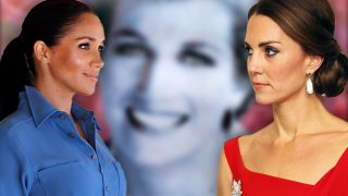 Así ha influido la figura de Diana de Gales en Kate Middleton y Meghan Markle